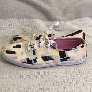 Keds x Birchbox Patterned Sneakers